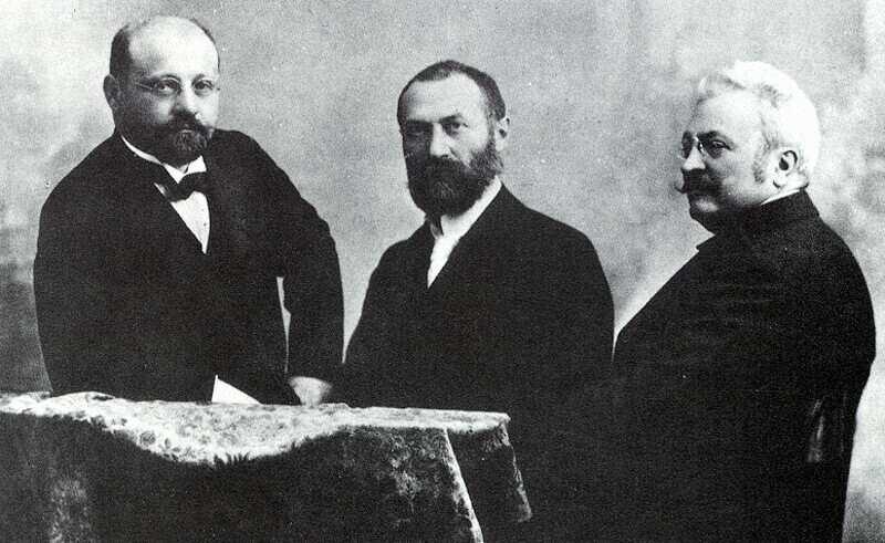 Zipernowsky, Déry, Bláthy