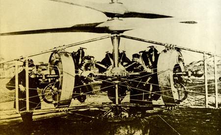 PKZ őshelikopter